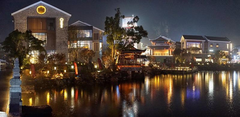 益田·远洋万和风景