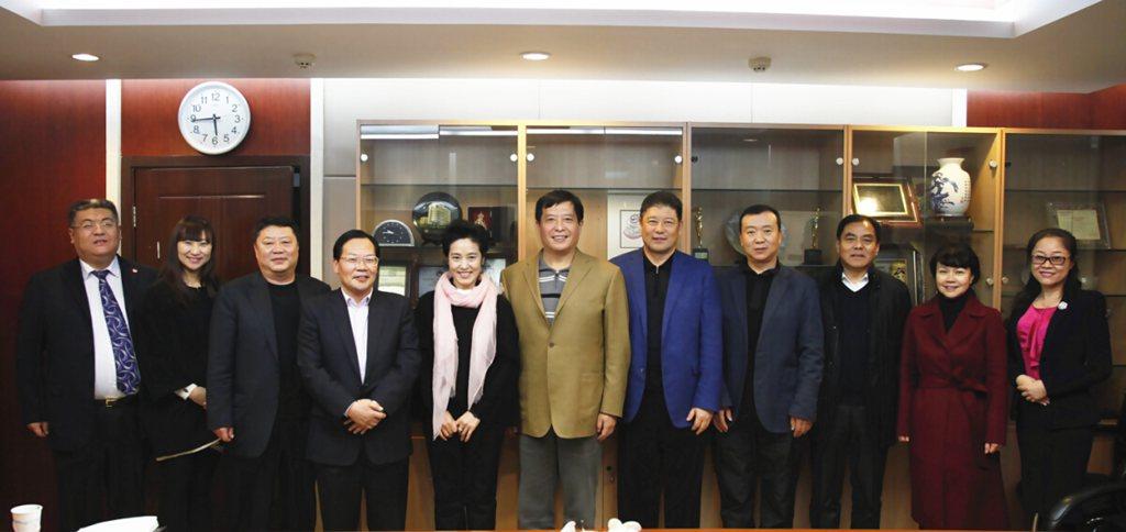 益田集团与北京电影学院正式签约战略合作协议图片